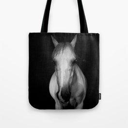 Horse in the Dark Tote Bag