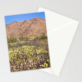 Superbloom in Joshua Tree Stationery Cards