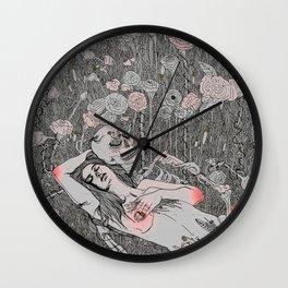 Fragrance of Light Wall Clock