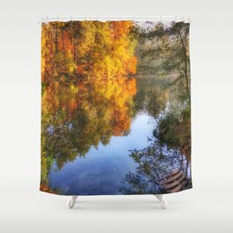 this fantastic autumn Shower Curtain