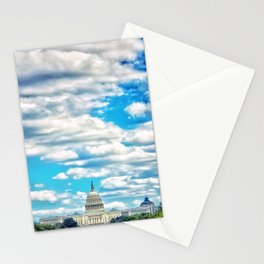 Capitalized Stationery Cards