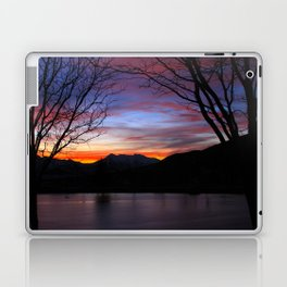 Sunrise on the Lake Laptop & iPad Skin