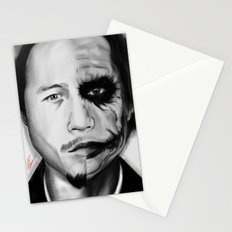 Heath/Joker Stationery Cards