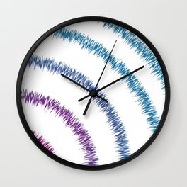 Shout it out Wall Clock