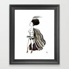 Mother Superior Framed Art Print