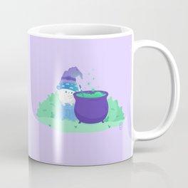 Mushroom Witch | Potion Making 101 Coffee Mug