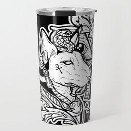 A N U B I S | black Travel Mug