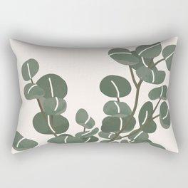 Little Eucaliptus Rectangular Pillow