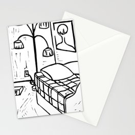 Sunny Vancouver (Additive Cut) Stationery Cards