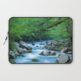Mountain Stream 1 Laptop Sleeve
