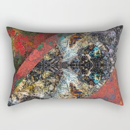 Yesterday is gone Rectangular Pillow