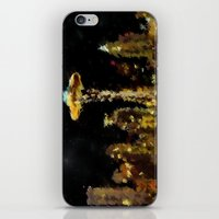 seattle iPhone & iPod Skins featuring Seattle by Paul Kimble