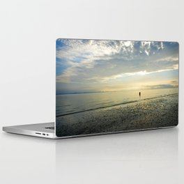 Sunrise Solitude Laptop & iPad Skin