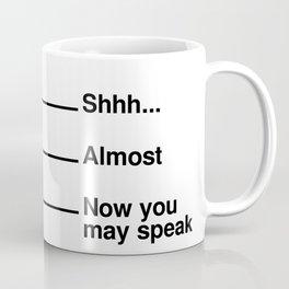 Coffee Measuring Mug Coffee Mug