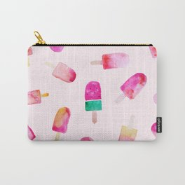Popsicles pink - Enjoy the little things Carry-All Pouch
