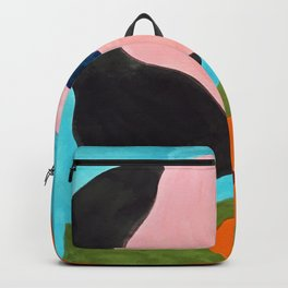 Shapes on a Hill Backpack
