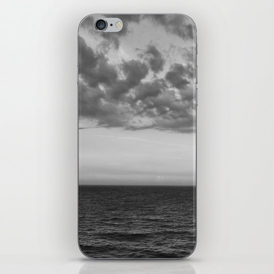 Haiti on the Horizon iPhone & iPod Skin