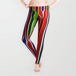 Fab Stripea Leggings