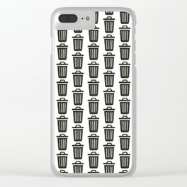 Trash Clear iPhone Case