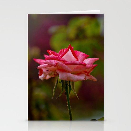 Pink Romance Stationery Cards