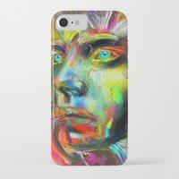 archan nair iPhone & iPod Cases featuring Rainscape Rhythm by Archan Nair