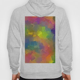 Abstract cubism -2- Hoody