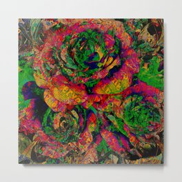 A Rose, a rose Metal Print