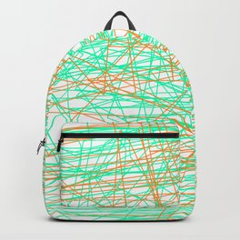 Countless Threading Backpack