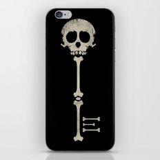 Skeleton Key iPhone & iPod Skin
