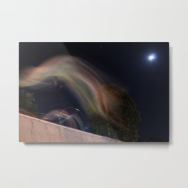 The nights that were all a blur Metal Print