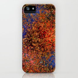 Untitled 2018, No. 3 iPhone Case