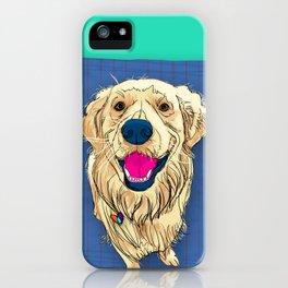 Gus iPhone Case