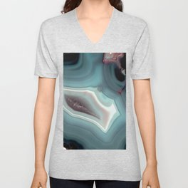 Blue Lagoon Unisex V-Neck