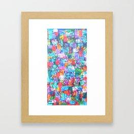 Viva La France 22 Framed Art Print