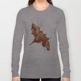 Smushed Butterfly Long Sleeve T-shirt