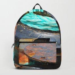 Green Rope Backpack