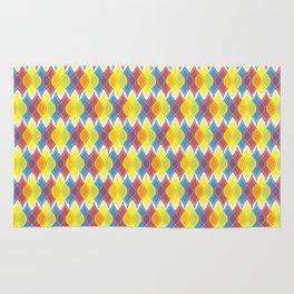 Rainbow Baubles Rug