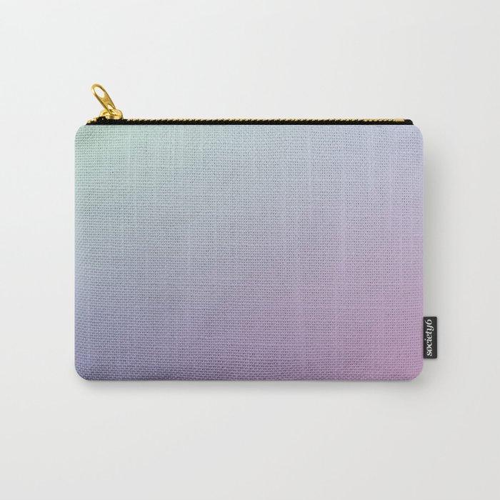 SLEEPYHEAD - Minimal Plain Soft Mood Color Blend Prints Carry-All Pouch