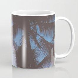 Pastel Palm Trees Coffee Mug