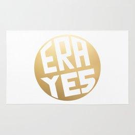 ERA YES (Gold) Rug