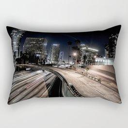 6th st overpass Rectangular Pillow
