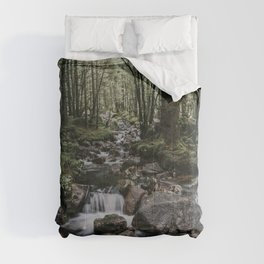 The Fairytale Forest - Landscape and Nature Photography Comforters