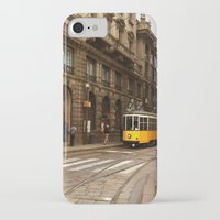 milan iPhone & iPod Cases featuring Milan by GialloPhoto