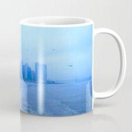 Feelin' Blue, New York City Coffee Mug