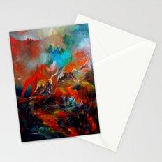 Kızıl Atlar Stationery Cards