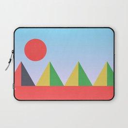 Pyramids in the Sun Laptop Sleeve