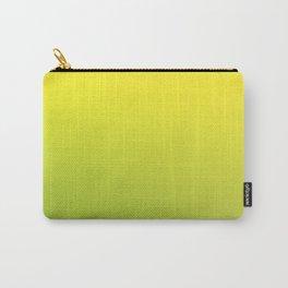 ALOE ISLAND - Minimal Plain Soft Mood Color Blend Prints Carry-All Pouch