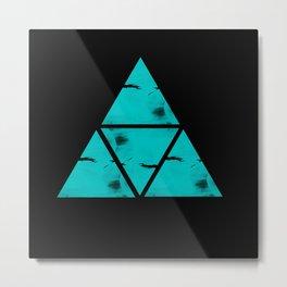 Angles VII Metal Print