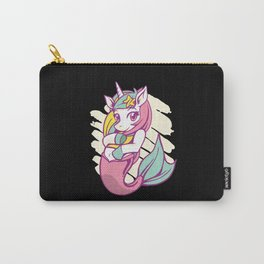 Unicorn Mermaid Gift Unicorns Mermaids Carry-All Pouch
