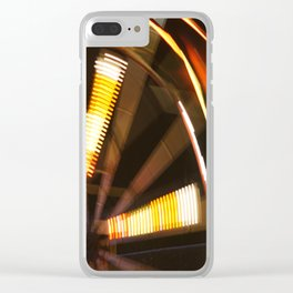 Funfair Clear iPhone Case